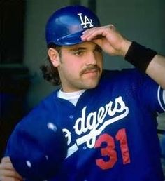 La Dodgers. I loved Mike.  He was my reason for really getting into dodger baseball :)