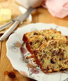 Cherry Walnut Bread