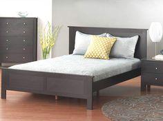 platform bed.