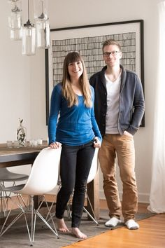 Kim & Kyle's Graceful Home — House Tour