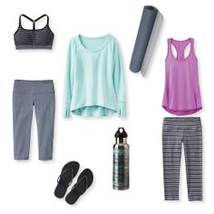 Pack Your Studio Bag | Athleta Spring 2014 Collection