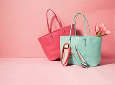 Put some pastel into your life with our Classic Carry All Totebags! #AvonSpring