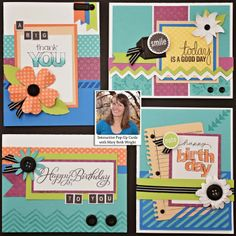 Diana's Place: SCRAPBOOK USA EXPO CLASSES