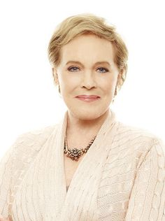 Julie Andrews, a legend. Period.
