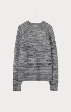 comfi sweater, strip sweater