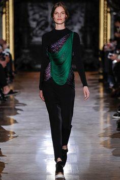 Stella McCartney fashion collection, autumn/winter 2014