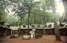 i love the idea of having a wedding a camp!!!