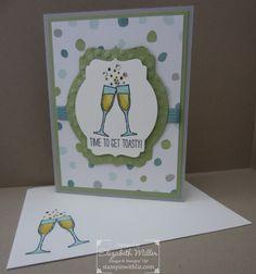 Stampin Up Making Spirits stamp set