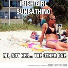 Ok So I can never truly make fun of my paleness again!! I laughed way too hard with this