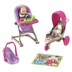 $12.99 online at target Fisher-Price Loving Family Everything for Baby