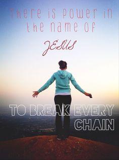 """Break Every Chain"" by Jesus Culture..."