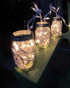 Activities: Mason Jar Lights
