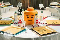 Festa Lego | Let's Party Blog