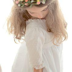Vestido de Comunión Casilda by BelandSoph.com | BelandSoph.com