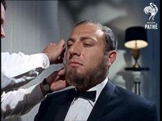 False Beards  (1962). I wish there were places like that today you could go to, where a makeup artist could give you any face you wanted, including facial hair and hairstyle. I have a number of hot guys lined up, whose faces I want to have applied to my face.....