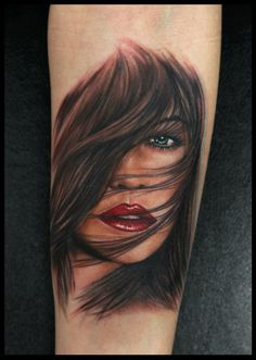 Tattoo by Rich Pineda