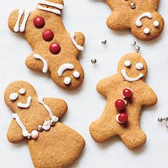 peopl recip, gingerbread peopl, gingerbread cookies, cooking light, kids baking