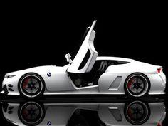 2011 BMW X9 Concept Car