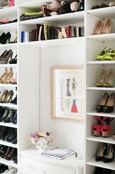 Queremos esse closet