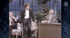 Robin Williams  first appearance on the Tonight Show in1981