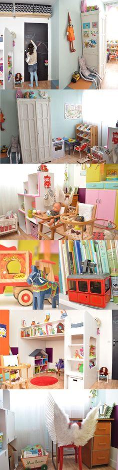 Cute ideas for girl room