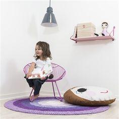Sebra . Giant Floor Cushion . Lulu