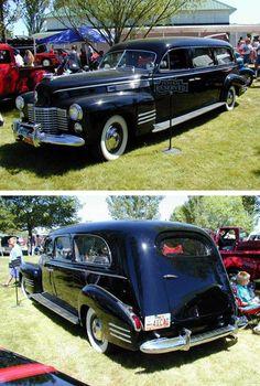 1941 Cadillac Hearse