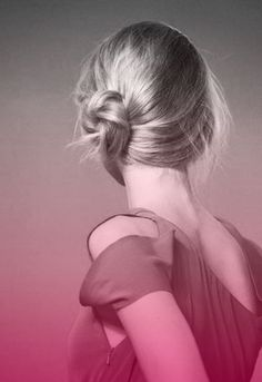 Side knot.