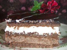 Pastel de cumpleaños de chocolate y chantilly. Ver la receta http://www.mis-recetas.org/recetas/show/38977-pastel-de-cumpleanos-de-chocolate-y-chantilly