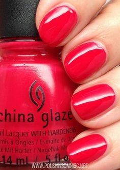 China Glaze Sea's The Day China Glaze Nail Lacquers #chinaglaze #OPI @opulentnails