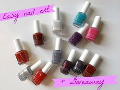 """#DuriCosmetics nail polish set giveaway; """"From Russia With Love"""" fall collection. Enter here: http://bit.ly/nailpolishgiveaway"""