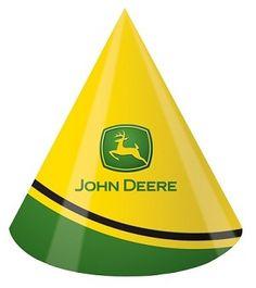 John Deere Party Hats