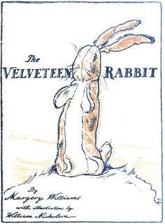The Velveteen Rabbit..x