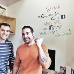 John Colaneri & Anthony Carrino ~ Cousins On Call