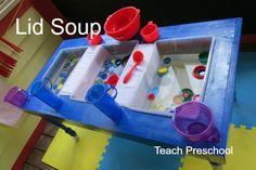 Lid Soup by Teach Preschool