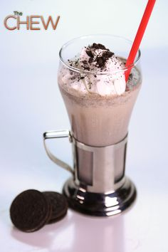Clinton Kelly's Grown-Up Cookies and Cream recipe #thechew