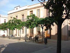 Colonia Guell, Spain #turistesdequalitat #tdq #Gaudí #BaixLlobregat #Barcelona #Catalunya #Catalonia