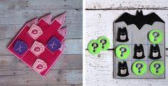 Travel Tic Tac Toe Board Game