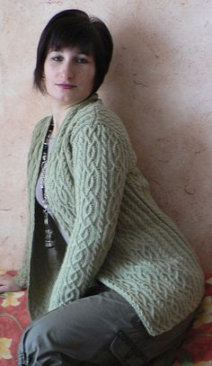 Knitting-adult-cardigans on Pinterest Cardigan Pattern, Drops Design and Ra...