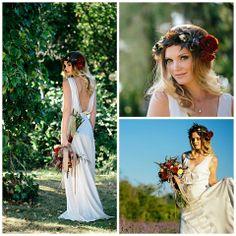 vestido de verao de noiva