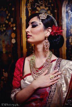 indian wedding bridal jewelry