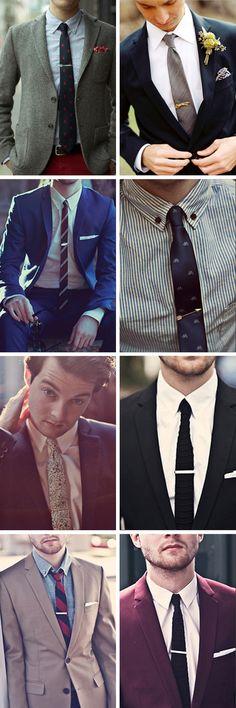 tie clip_tie pins
