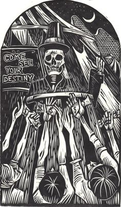 The Dance of Death by Kreg Yingst