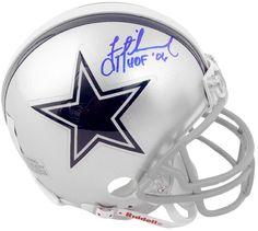 *****HOT DEAL 40% OFF***** Troy Aikman Signed Mini Helmet - HOF '06 - Aikman Holo - Player Hologram - Autographed NFL Mini Helmets  #denverbroncos #superbowl #superbowl2014 #NFL #gameday #seahawks #seattleseahawks  #cowboys #dallascowboys #dcb #dcb4l