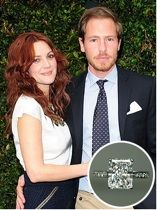 Drew Barrymore's radiant cut engagement ring from Will Kopelman