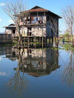 INLE LAKE #Myanmar