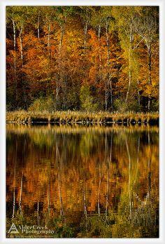 Fumee Lake, Upper Peninsula, Michigan