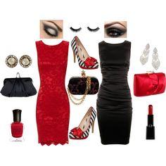 1 Shoe, 2 Dresses & 3 Bags