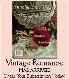 Shabby Lane Shops very own newsstand magazine!  http://shabbylaneshops.com