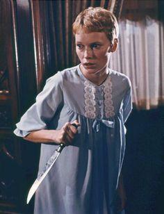 Mia Farrow, Rosemary`s baby - 1968